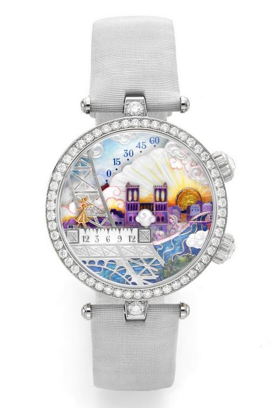 Van Cleef & Arpels Lady Poetic Wish Watch
