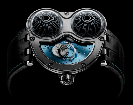 MB&F HM3 MoonMachine Watch