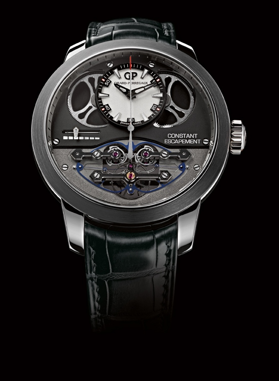 Girard Perregaux Haute Horlogerie Collection Constant Escapement Watch