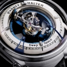 Vianney Halter Deep Space Tourbillon Watch Dial