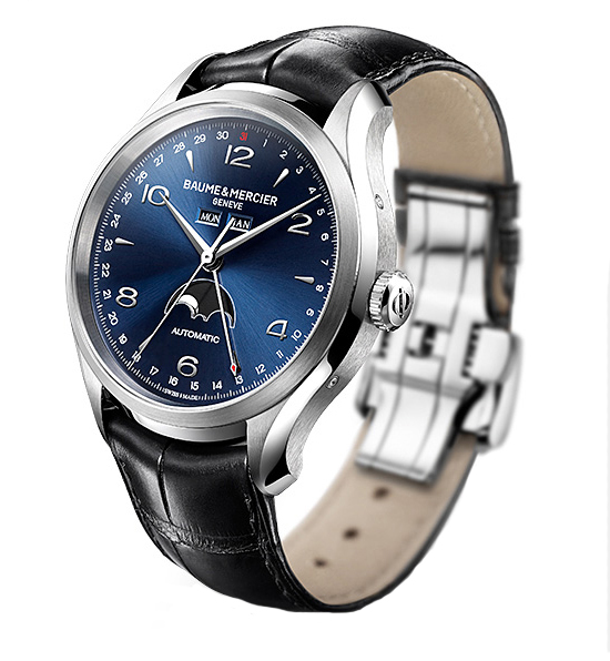 Baume & Mercier Clifton Complete Calendar Watch