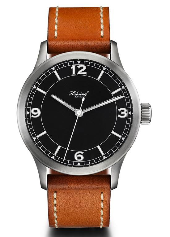 Habring2 Jumping Seconds Pilot Watch