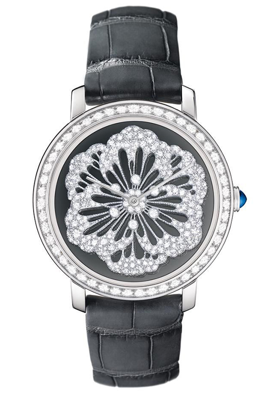 Boucheron Epure Je Pense a Toi Watch