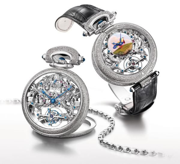 Bovet 1822 Grandes Complicationes Amadeo Fleurier Tourbillon Amadeo Watch