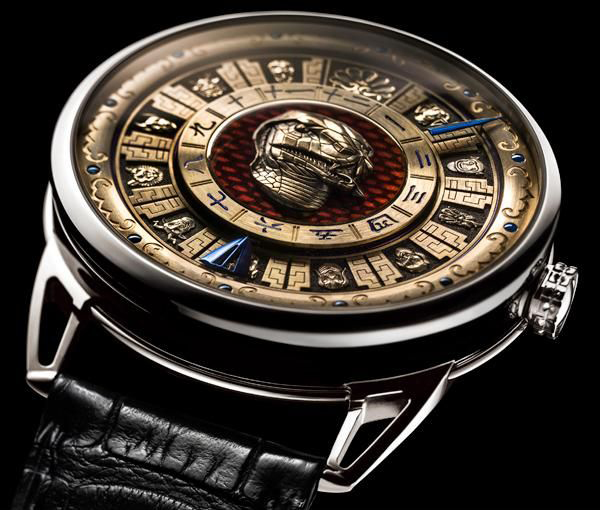De Bethune DB25 Imperial Fountain Watch