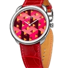 Hermers Arceau H Cube Watch