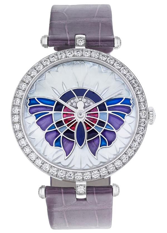 Van Cleef & Arples Lady Arpels Papillon Extraordinaire Watch