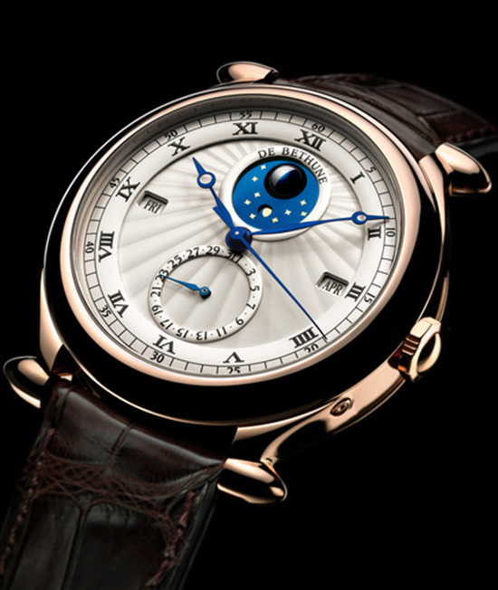 De Bethune DB16 Perpetual Calendar Tourbillon Watch