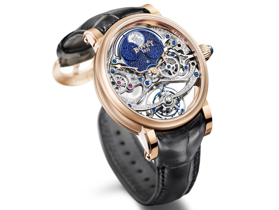 Bovet Recital 9 Tourbillon Miss Alexandra Watch