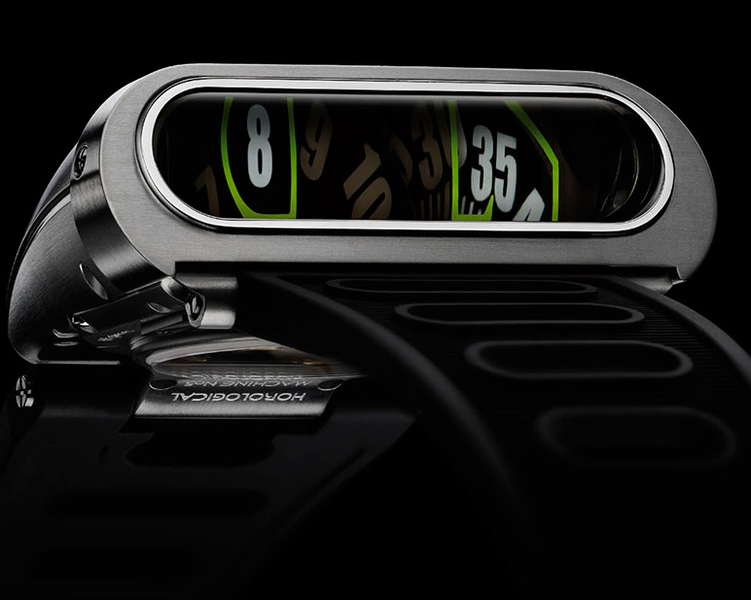 MB&F Horological Machine No.5 Watch Dial