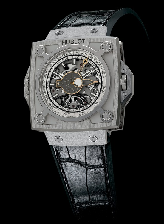 Hublot Masterpiece Antikythera Sunmoon Watch