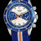 Tudor Heritage Chrono Blue Watch
