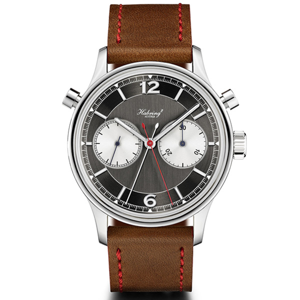 Habring Doppel 3 Chronograph Watch