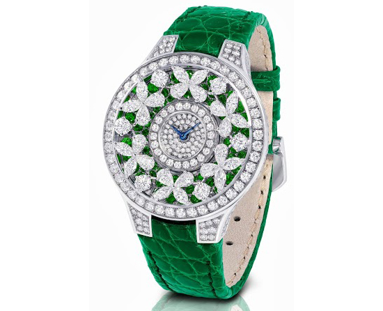Graff Butterfly Watch