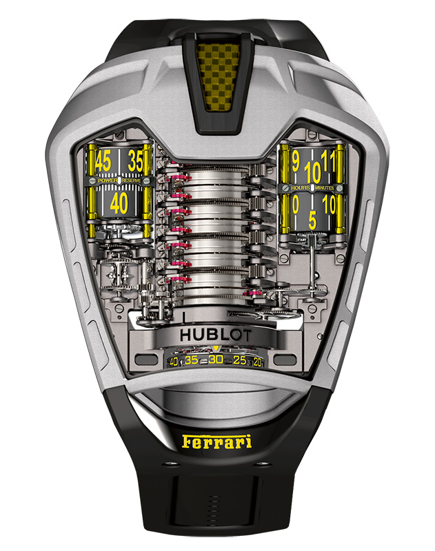 Hublot-05 Laferrari Watch