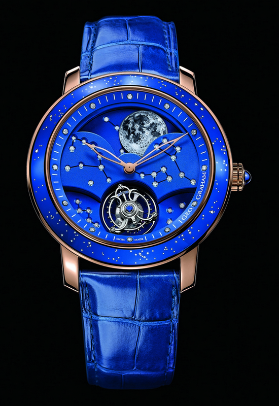 Graham Geo.Graham The Moon Watch Front