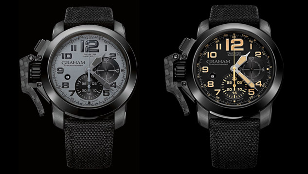 Graham Chronofighter Oversize Generation II
