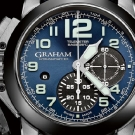 Graham Chronofighter Oversize Generation II Watch Dial