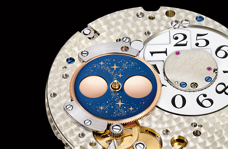 l095.3 Caliber Detail Dial Side