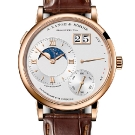 A. Lange & Sohne Grand Lange 1 Moon Phase Rose Gold Watch
