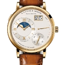 A. Lange & Sohne Grand Lange 1 Moon Phase Yellow Gold Watch