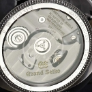 Grand Seiko Automatic GMT Watch Caseback