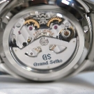 Grand Seiko Spring Drive Chronograph Watch Caseback