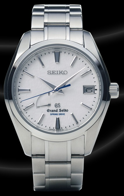 Grand Seiko Spring Drive Titanium Watch