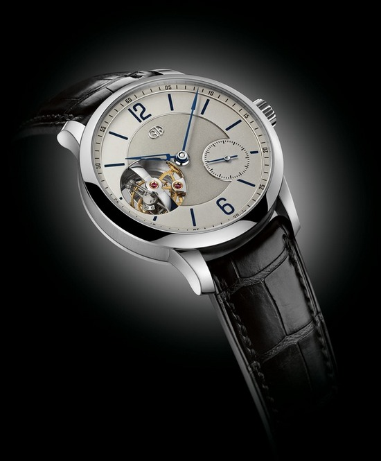 Greubel Forsey 24 Secondes Vision Watch Dial