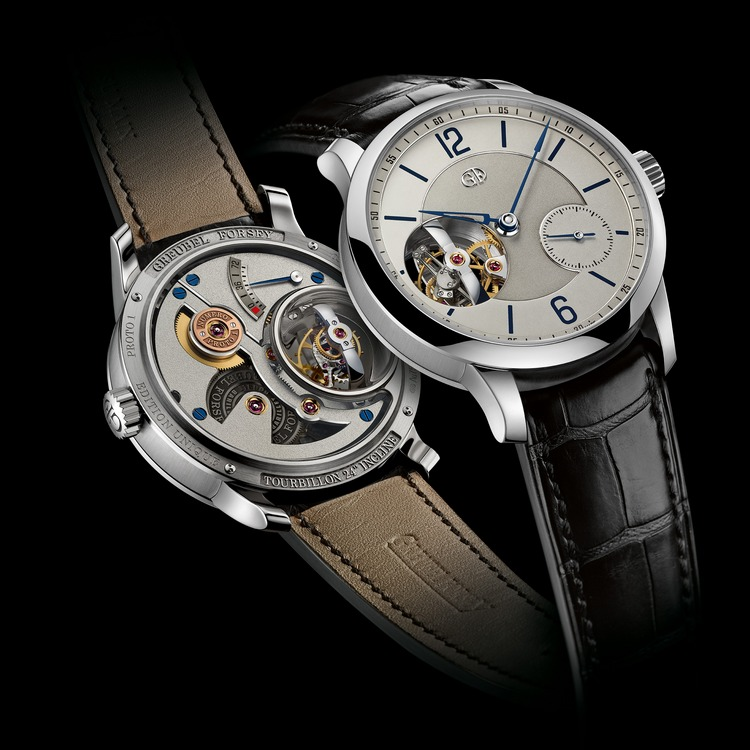 Greubel Forsey 24 Secondes Vision Watch