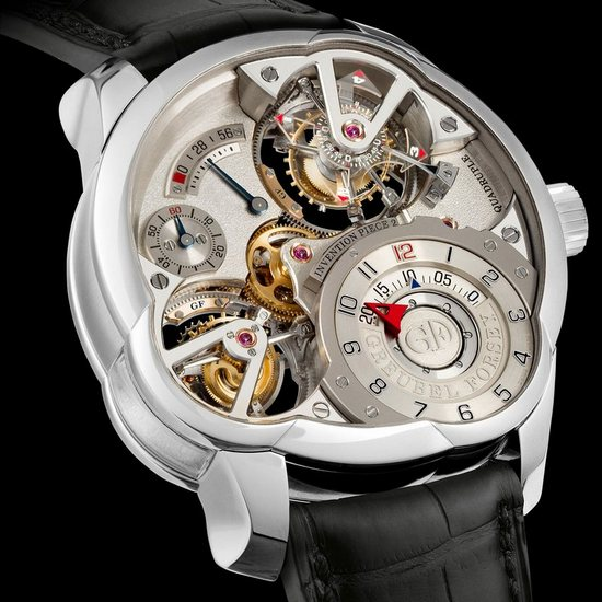 Greubel Forsey Invention Piece 2 Watch Platinum
