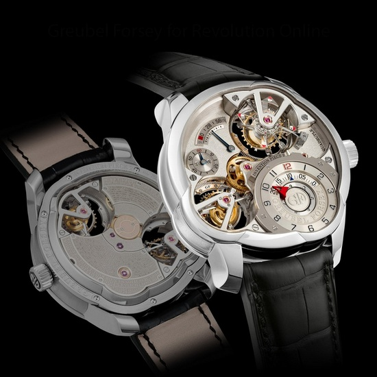 Greubel Forsey Invention Piece 2 Watch