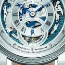 "Grieb & Benzinger ""Blue Whirlwind"" Tourbillon Minute Repeater Watch Dial"