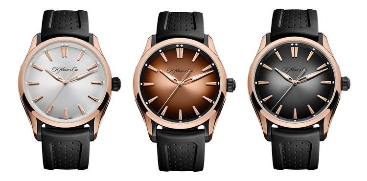 H. Moser & Cie. Pioneer Collection