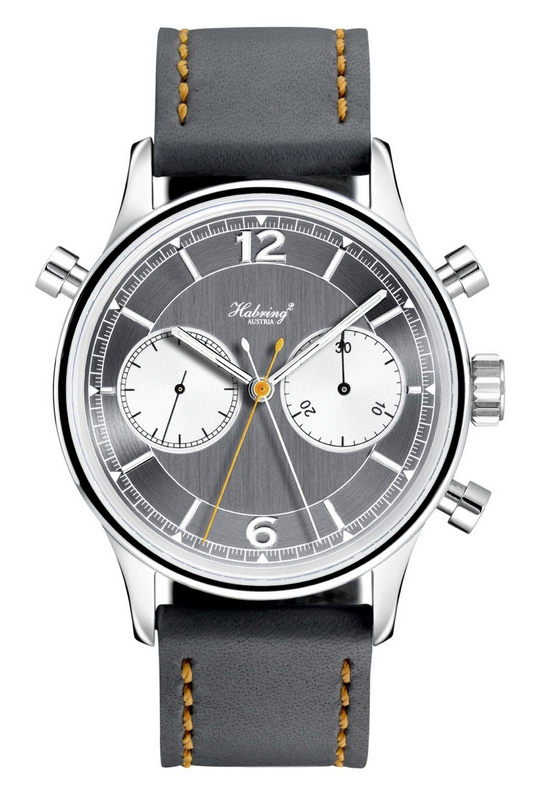 Habring2 Doppel 2.0 Watch Gray