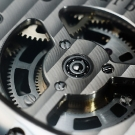 Hajime Asaoka Project T Tourbillon Watch Dial Detail