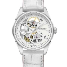 Hamilton Jazzmaster Viewmatic Skeleton Ladies Leather Watch