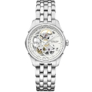 Hamilton Jazzmaster Viewmatic Skeleton Ladies Watch