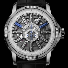 Harry Winston Opus 12 Watch Dial