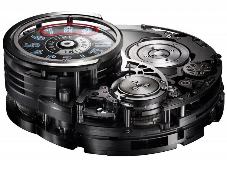Harry Winston Opus 14 Watch - Movement