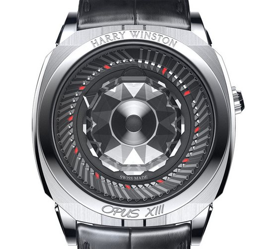 Harry Winston Opus XIII Watch Dial