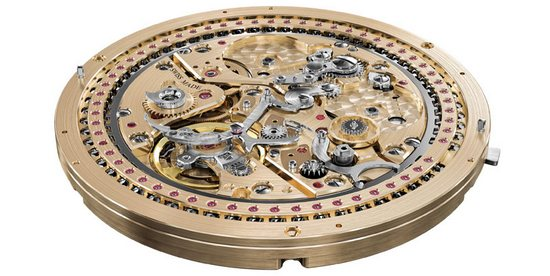 Harry Winston Opus XIII Watch HW4101 Movement