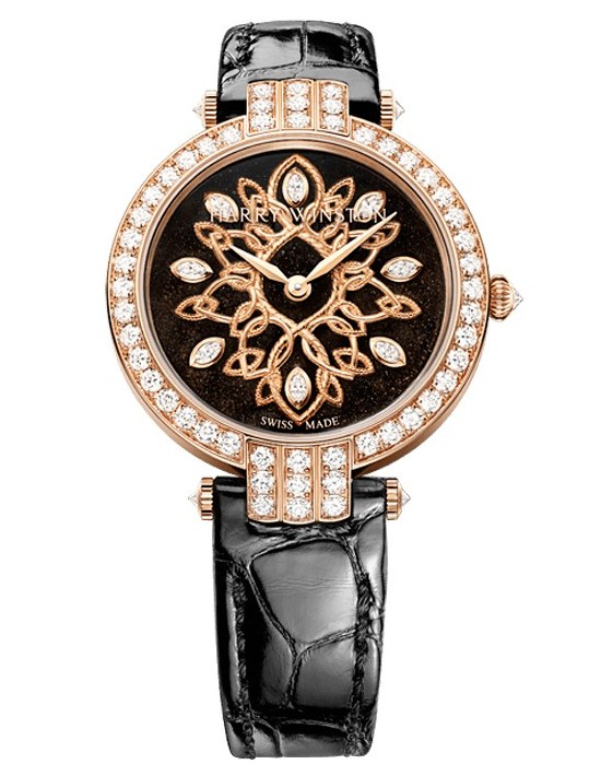Harry Winston Premier Shinde Automatic 36mm Watch_2