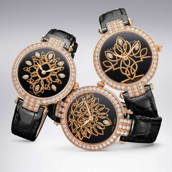 Harry Winston Premier Shinde Automatic 36mm Watches