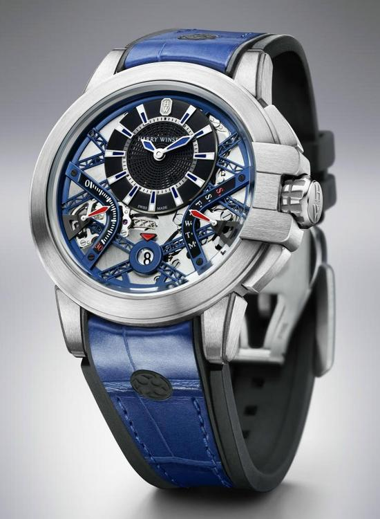 Harry Winston Project Z10 Watch Front