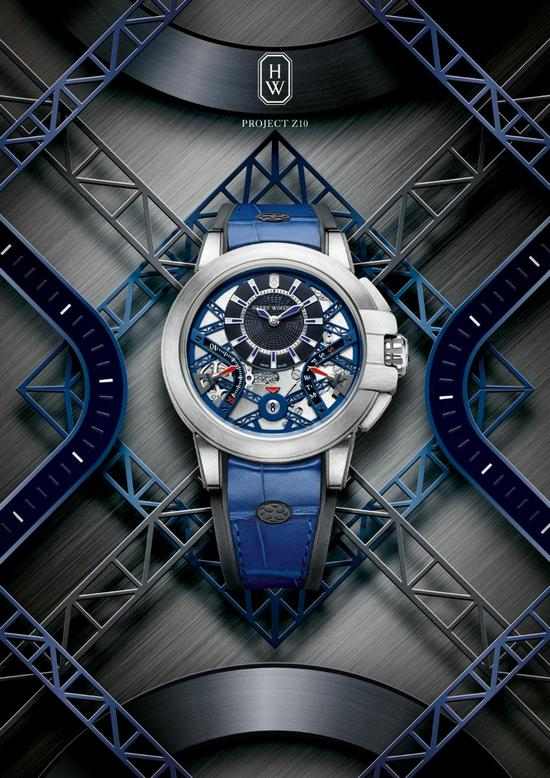Harry Winston Project Z10 Watch