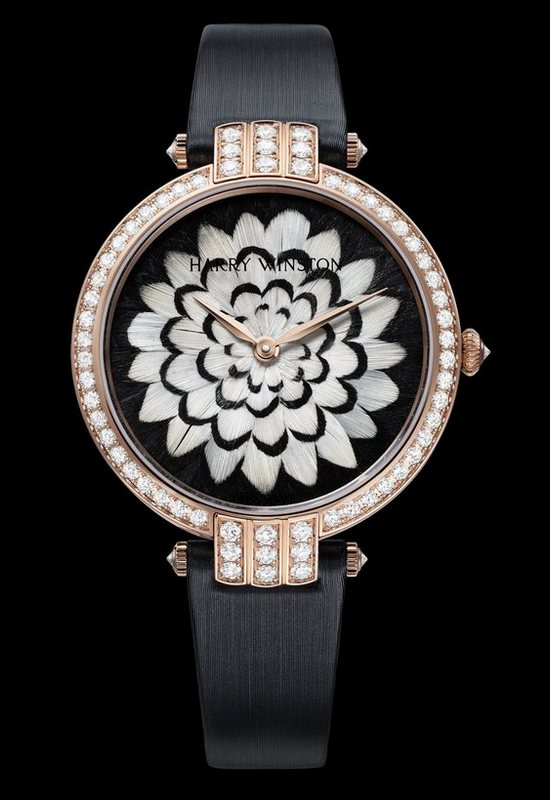 Harry Winston Premier Feathers Lady Amherst Watch