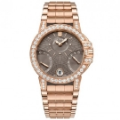 Harry Winston Ocean Biretrograde Watch Rose Gold