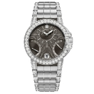 Harry Winston Ocean Biretrograde Watch White Gold