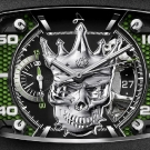 Hautlence Invictus Vida Loca Choppers Chronograph Watch Dial